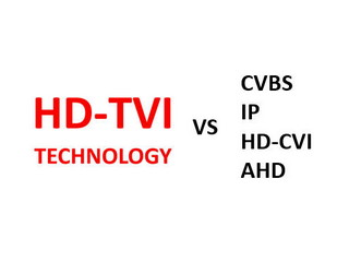 Сравнение HD-TVI с другими форматами — HD-CVI, AHD, CVBS и IP