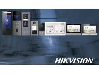 Обзор домофона Hikvision DS-KH6320-WTE1 и вызывной панели DS-KV8113-WME1