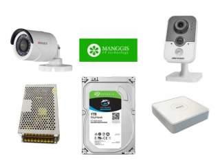 Комплект для дома на 9 камер