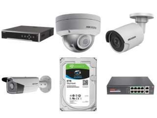 Комплект для школы на 32 камеры