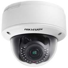 HD купольная 720P видеокамера Hikvision DS-2CE56C5T-AVFIR (2,8-12 мм)
