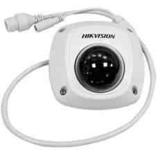 IP купольная 5Мп видеокамера Hikvision DS-2CD2552F-IS (4 мм)