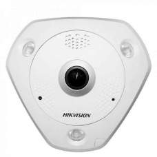 IP fisheye 5Мп видеокамера  Hikvision DS-2CD6362F-IS