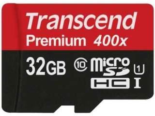Карта памяти Transcend 32Gb-Class 10