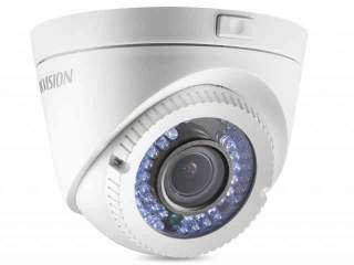 HD купольная 720P видеокамера Hikvision DS-2CE56C2T-VFIR3 (2,8-12 мм)
