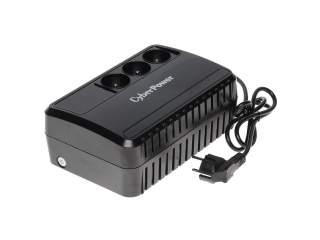 ИБП CyberPower BU600E, мощность 600ВА