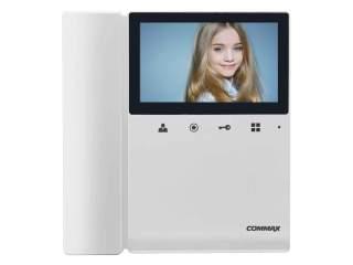 Видеодомофон COMMAX CDV-43K (WHI)