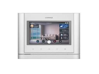 IP видеодомофон COMMAX CIOT-700ML (Без Wifi и IoT)  (белый)