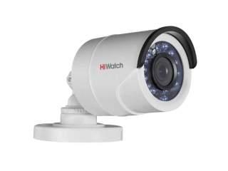 Full HD цилиндрическая видеокамера HiWatch DS-T270 (2,8 мм)