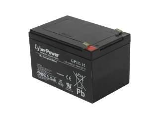 Аккумуляторная батарея CyberPower GP12-12