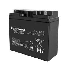 Аккумуляторная батарея CyberPower GP18-12