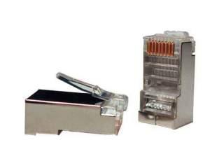Коннекторы RJ-45 RJF45
