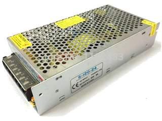 Импульсный блок питания   S-120-24 24В, 5А