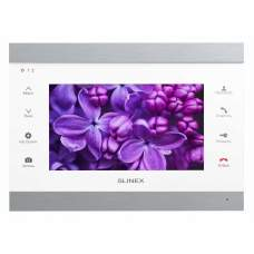 Видеодомофон Slinex SL-07IP (Silver+White)