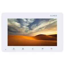 Видеодомофон с функцией памяти Slinex SM-07M (белый)