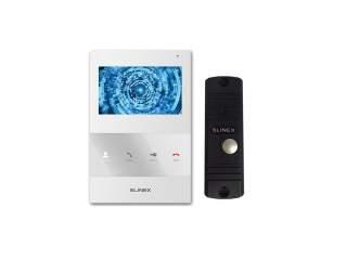 Комплект домофона Slinex SQ-04 белый+ML-16HR