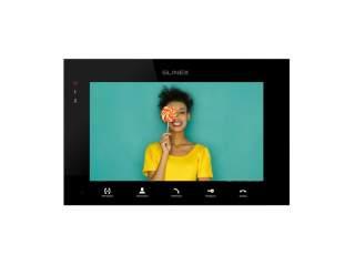 Видеодомофон HD с памятью Slinex SQ-07MTHD черный
