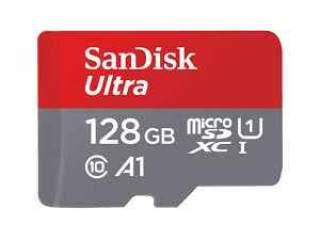 Карта памяти SanDisk 128Gb