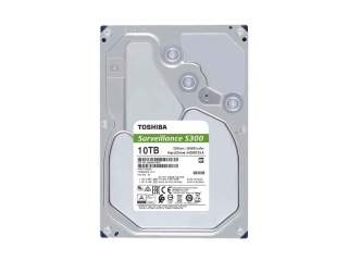 Жесткий диск для видеонаблюдения TOSHIBA HDD 10Tb S300 Surveillance