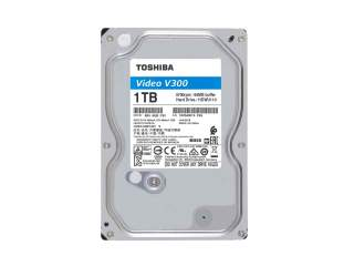 Жесткий диск для видеонаблюдения TOSHIBA HDD 1Tb Video Streaming V300