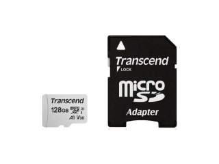 Карта памяти Transcend 128Gb-Class 10