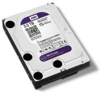 Жесткий диск Western Digital Purple WD20PURZ, 2000 GB