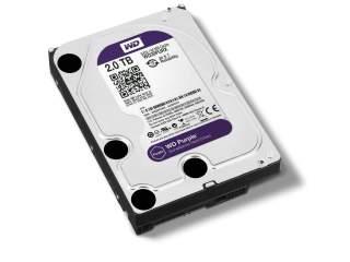 Жесткий диск Western Digital Purple WD20PURZ, 2000 GB