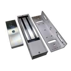 Электромагнитный замок  AX500KGD в комплекте с уголком