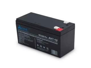 Аккумулятор для UPS SVC 12В 7Ач