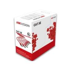 Сетевой кабель U/UTP кат.5E Hikvision DS-1LN5E-S