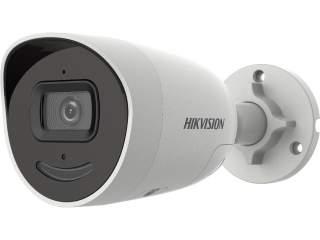 AcuSense 4МП камера с микрофоном Hikvision DS-2CD2046G2-IU/SL (2,8 мм)
