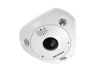 IP fisheye 6Мп видеокамера  Hikvision DS-2CD6365G0E-IS(B)