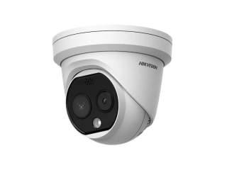 Тепловизионная купольная камера Hikvision DS-2TD1217B-6/PA