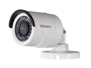 Уличная видеокамера HiWatch DS-T100