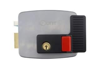 Электромеханический накладной замок  iHold-502 для правой двери
