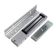 Электромагнитный замок  iLock-180M в комплекте с уголком