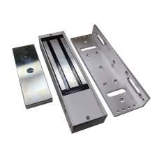 Электромагнитный замок  iLock-500M в комплекте с уголком