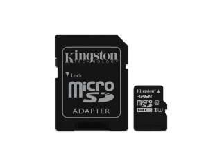 Карта памяти Kingston 32GB