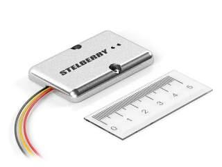 Микрофон для систем видеонаблюдения STELBERRY М-75HD c АРУ