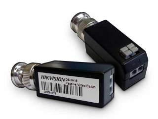 Пассивный приемо-передатчик видеосигнала по витой паре Hikvision DS-1H18