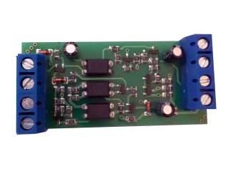 Адаптер для подключения к 2-х проводным домофонам Slinex VZ-10