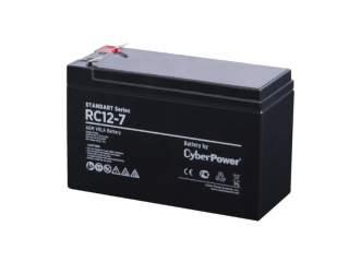 Аккумуляторная батарея CyberPower RC 12-7