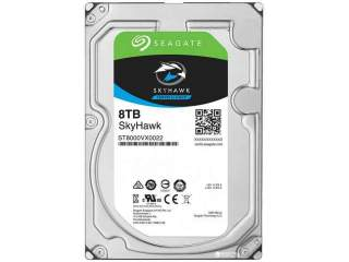 Жесткий диск Seagate SkyHawk HDD 8TB