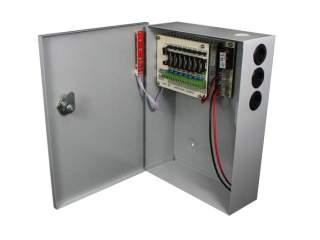 Резервируемый блок питания 12В, 5А  SIHD1205-08CB