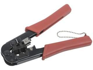 Инструмент обжимной TM1-B10H RJ-45/12/11 без храпового механизма