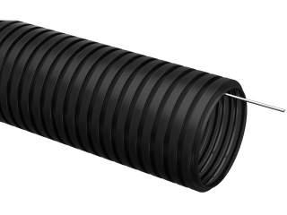 Труба гофр.ПНД d 20 с зондом (100 м) ITK CTG20-20-K02-100-1