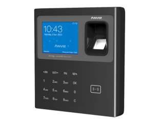 Биометрический терминал учета рабочего времени ANVIZ W1-PRO черный