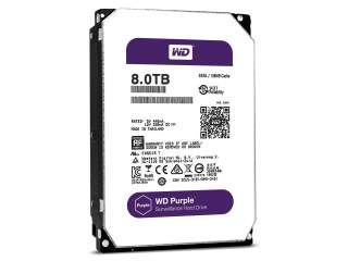 Жесткий диск Western Digital Purple WD80PURZ, 8000 GB